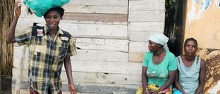 Hungerhilfe in Burundi