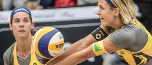 Beach-Volleyball vor Publikum wird wieder möglich