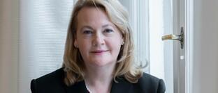 Allianz-Vorständin Jacqueline Hunt