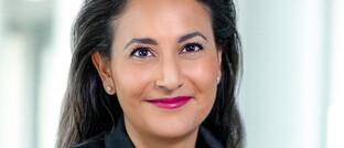 Shiva Meyer, neue Vorständin der Arag Krankenversicherung.