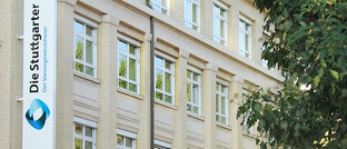 Firmensitz der Stuttgarter Lebensversicherung