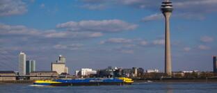 Rheinturm am Hafen