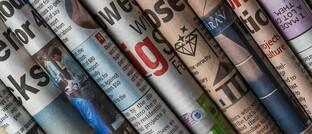 Gesammelte Zeitungen