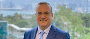 Holger Schäfer, neuer Deutschland-Chef des Versicherungsmaklers Howden.