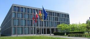 Gebäude des Bundesarbeitsgerichts in Erfurt
