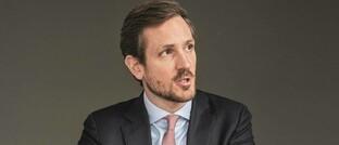 Sascha Specketer von der Fondsgesellschaft Invesco