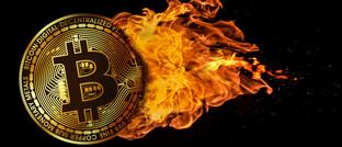 Anlagetrend Bitcoin