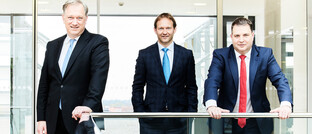 Vorstandstrio der Baader Bank ab 1. Juli 2021