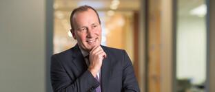 Aktienspezialist William Davies