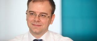 Wolfgang Bauer ist seit 2012 bei M&G
