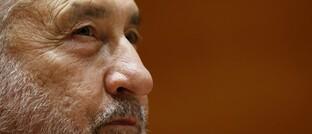 Joseph Stiglitz, Nobelpreisträger für Wirtschaftswissenschaften, Politikanalyst und Professor an der Columbia University
