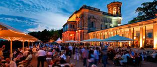 Abend-Veranstaltung in Dresden