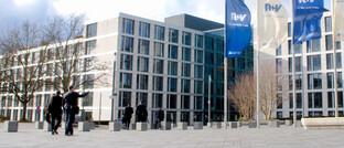 Gebäude der R+V-Versicherung in Wiesbaden