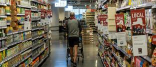 Supermarkt in Manhattan