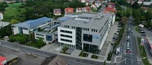 Sitz der Haftpflichtkasse im hessischen Roßdorf bei Darmstadt