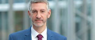 Tim Bröning, Mitglied der Geschäftsleitung der Fonds Finanz