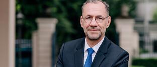 Ole Eilers, neuer Präsident des Automobilclub Kraftfahrer-Schutz (KS)