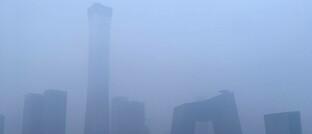 Die chinesische 21-Millionen-Metropole Beijing