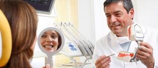 Kostenfrage Zahnersatz