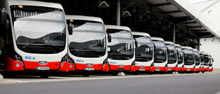 Elektrobusse in Köln