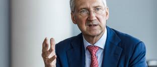 Bert Flossbach, Mitgründer des Vermögensverwalters Flossbach von Storch