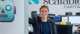 Scalable-Mitgründer Erik Podzuweit