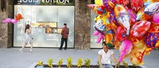 Louis-Vuitton-Filiale in Südostasien