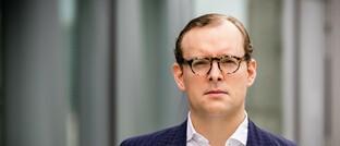 Gero Schomann leitet den Vertrieb der Investmentgesellschaft DWS in Deutschland und Österreich.