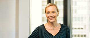 Karin Schambach ist Gründerin und Geschäftsführerin der Personalberatung Indigo Headhunters.