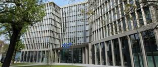 Hauptverwaltung des Allianz-Vermögensverwalters Allianz Global Investors im Frankfurter Stadtteil Westend