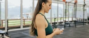 Fitness mit Tracker