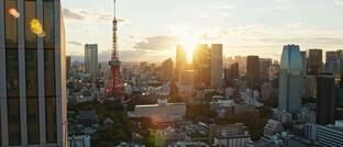 Japans Hauptstadt Tokio