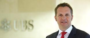 Dag Rodewald, Leiter ETF & Index Fund Sales Deutschland und Österreich bei UBS AM