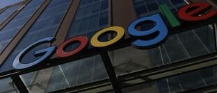 Google-Gebäude in Chicago, USA