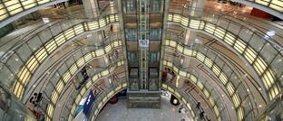 Zehnstöckiges Mode-Einkaufszentrum in Peking