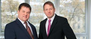 Christoph Frank (links) und Roger Peeters von der Frankfurter Anlageberatung PFP Advisory.
