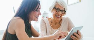 Enkeltochter gibt Tipps zum ETF-Kauf