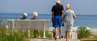Senioren in der Lübecker Bucht
