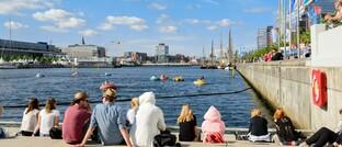 Kiel, wohnen und studieren am Wasser