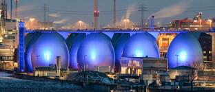 Wasseraufbereitungsanlage in Hamburg