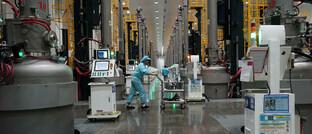 Forschungsunternehmen für neue Energien im chinesischen Xingtai