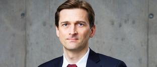 Christoph Heumann, verantwortlich für Publikumsfonds bei Hanse Merkur Trust