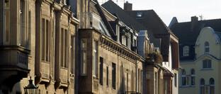 Das beliebte Viertel Oberkassel in Düsseldorf