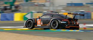 Porsche 911 in Action