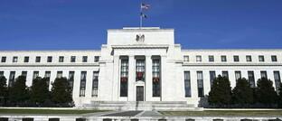 Sitz der Federal Reserve in Washington, D.C.
