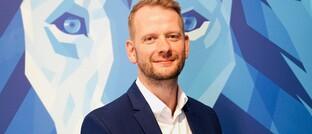 Stefan Schlett, neuer Leiter der Vertriebsdirektion Süd bei der Versicherungsgruppe die Bayerische.