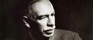 Star-Volkswirt John Maynard Keynes