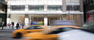 Hauptsitz von Neuberger Berman in New York