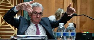 Fed-Chef Jerome Powell hält die Märkte in der Schwebe