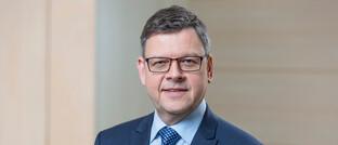 Thorsten Pötzsch ist Chef der Wertpapieraufsicht bei der Bafin.